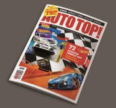 obálka časopisu AUTO TOP! Speciál