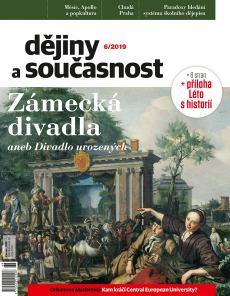 obálka časopisu Dějiny a současnost