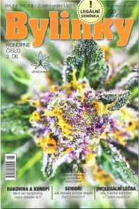 obálka časopisu Zvláštní vydání Bylinky revue