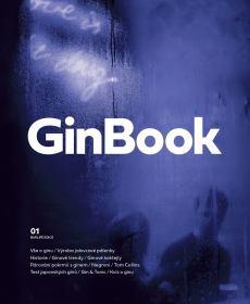 obálka časopisu GinBook