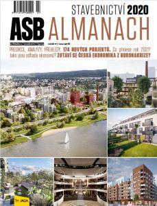 obálka časopisu ASB