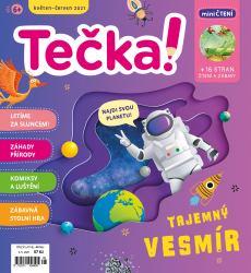 obálka časopisu Tečka