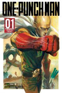 obálka časopisu ONE-PUNCH MAN