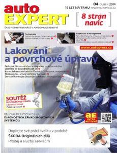 obálka časopisu Autoexpert