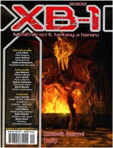 obálka časopisu XB1