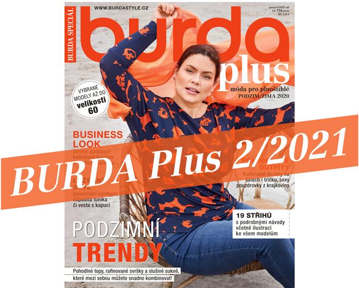 Burda Plus 2021