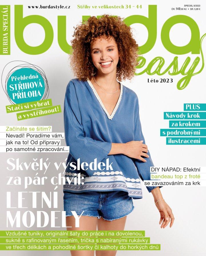 c3862391b Předplatné časopisu Burda Style speciál - SEND.CZ