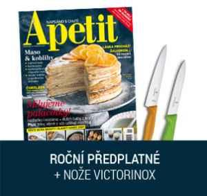 AP17VR_2 (479,-/12 èísel) - dárek k pøedplatnému èasopisu Apetit