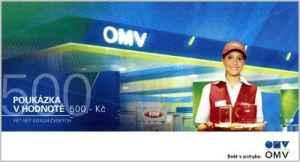 ÖMV poukázka - dárek k předplatnému časopisu H.O.M.i.E.