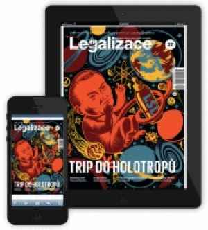 Elektronická verze zdarma - dárek k předplatnému časopisu Legalizace