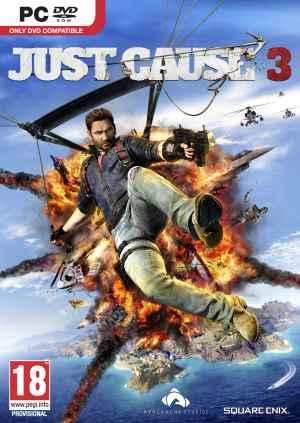 Just Cauce 3 - d�rek k p�edplatn�mu �asopisu Score DVD