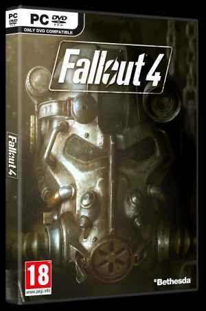 Fallout 4 - d�rek k p�edplatn�mu �asopisu Score DVD