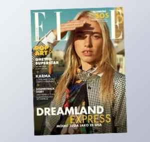 EK17VR (12 čísel) - dárek k předplatnému časopisu ELLE