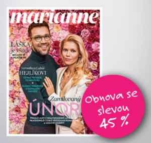 MR17VR (12 čísel) - dárek k předplatnému časopisu Marianne