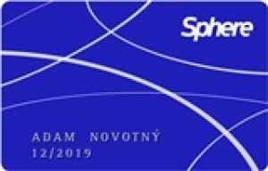 pro dr¾itele Sphere Card - dárek k pøedplatnému èasopisu Marie Claire