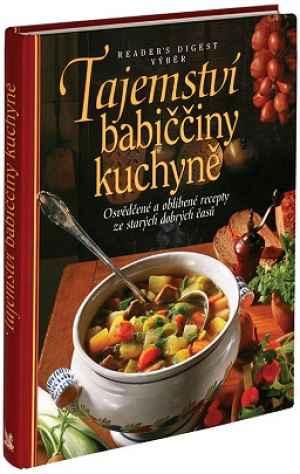 Tajemstv� babi��iny kuchyn� - d�rek k p�edplatn�mu �asopisu Recept��