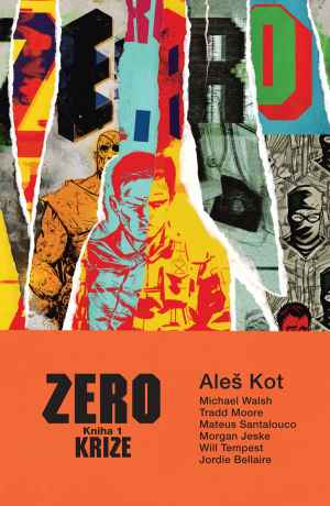 Komiks Zero - d�rek k p�edplatn�mu �asopisu Score DVD