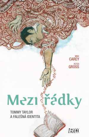 Komiks Mezi øádky - dárek k pøedplatnému èasopisu Score DVD