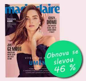 MC17VR (12 čísel) - dárek k předplatnému časopisu Marie Claire
