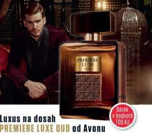 AVON Premiere Luxe Oud - d�rek k p�edplatn�mu �asopisu TopGear
