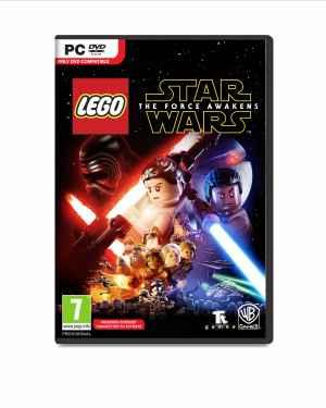 Lego Star Wars - d�rek k p�edplatn�mu �asopisu Score DVD