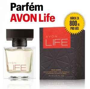 Avon Life - d�rek k p�edplatn�mu �asopisu ESQUIRE