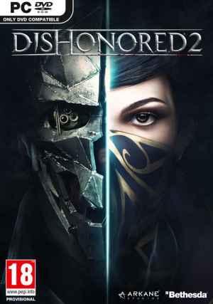 Dishonored 2 - d�rek k p�edplatn�mu �asopisu Score DVD