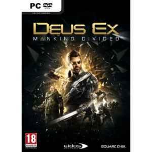 Deus Ex - d�rek k p�edplatn�mu �asopisu Score DVD