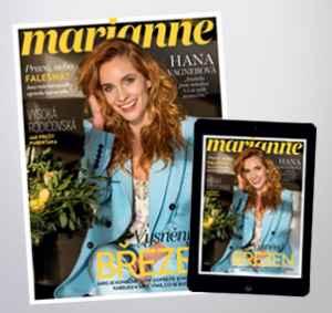 Předplatné časopisu Marianne - SEND.CZ 330e1c7131