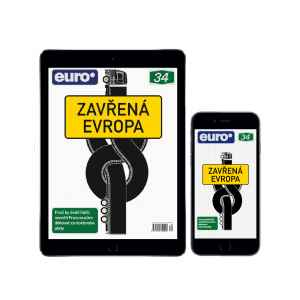 EURO EP17 EURO+digi verze - dárek k předplatnému časopisu Euro