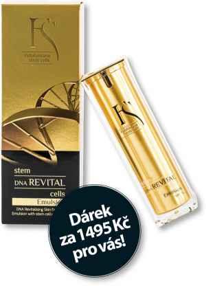 DNA Revital Emulsion - dárek k pøedplatnému èasopisu Cosmopolitan - mini