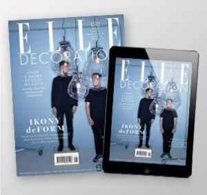ED17Dig4 (459,-/4 èísla) - dárek k pøedplatnému èasopisu Elle Decoration
