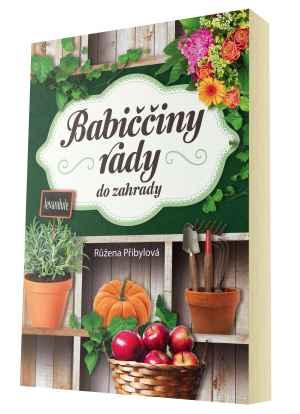 kniha Babièèiny rady - dárek k pøedplatnému èasopisu Receptáø + Speciál