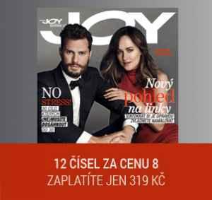 JOY1702_12 (319,-/12 èísel) - dárek k pøedplatnému èasopisu Joy