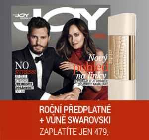 JOY1702 (479,-/12 èísel) - dárek k pøedplatnému èasopisu Joy