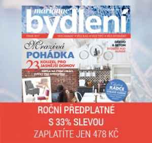 BD1702_11 (478,-/11 èísel) - dárek k pøedplatnému èasopisu Marianne Bydlení