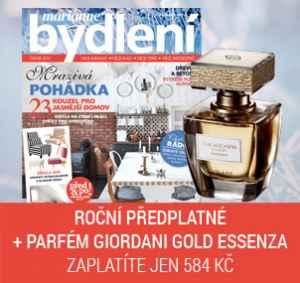BD1702 (584,-/11 èísel) - dárek k pøedplatnému èasopisu Marianne Bydlení
