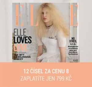 EL1702_12 (799,-/12 èísel) - dárek k pøedplatnému èasopisu ELLE