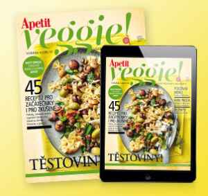 APV17Dig_4 (279,-/4 čísla) - dárek k předplatnému časopisu Apetit Veggie