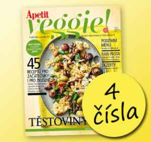 APV17 (239,-/4 čísla) - dárek k předplatnému časopisu Apetit Veggie