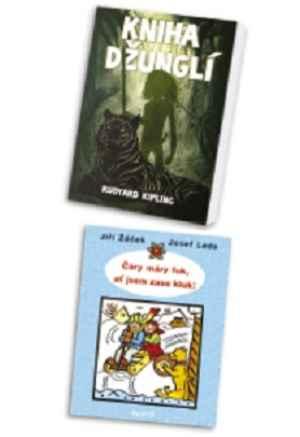 DRA 1702D Dvì knihy - dárek k pøedplatnému èasopisu DRÁÈEK