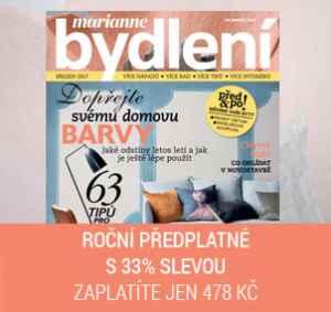 BD1703 (478,-/11 èísel) - dárek k pøedplatnému èasopisu Marianne Bydlení