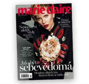 MC17FF (647,-/12 èísel) - dárek k pøedplatnému èasopisu Marie Claire