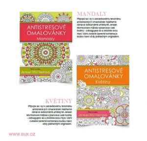 MP 0317 Antistres omalovánky - dárek k pøedplatnému èasopisu Moje psychologie