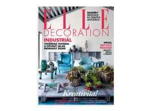 ED1701 (399,-/4 èísla) - dárek k pøedplatnému èasopisu Elle Decoration