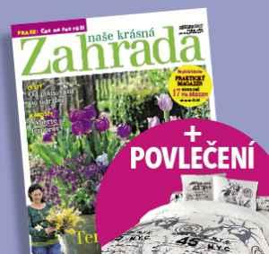 NKZ0317 (495,-/12 èísel) - dárek k pøedplatnému èasopisu Na¹e krásná zahrada