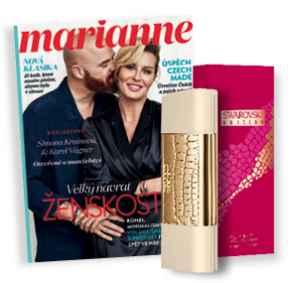 MR17VR_2 (12 čísel) - dárek k předplatnému časopisu Marianne