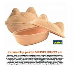 FOOD 0417 Keramický pekáè - dárek k pøedplatnému èasopisu F.O.O.D.