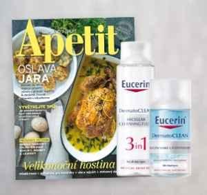 AP1704 (599,-/12 čísel) - dárek k předplatnému časopisu Apetit