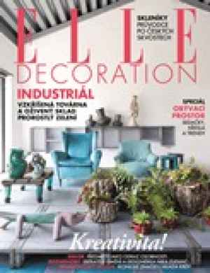 ED1701_1 (383,-/4 èísla) - dárek k pøedplatnému èasopisu Elle Decoration